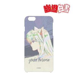幽☆遊☆白書 Ani-Art iPhoneケース(妖狐蔵馬)(対象機種/iPhone 7/8)(再販)[アルマビアンカ]《09月予約》