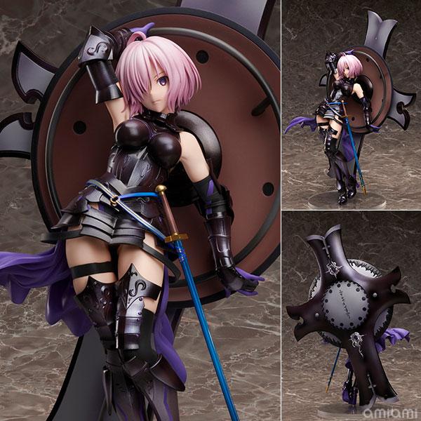 Fate/Grand Order シールダー/マシュ・キリエライト 通常版 1/7 完成品フィギュア[ストロンガー]《発売済・在庫品》