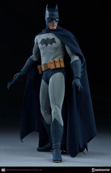 『DCコミックス』1/6スケールフィギュア サイドショウ・シックス・スケール バットマン(バージョン2)[サイドショウ]【送料無料】《発売済・在庫品》