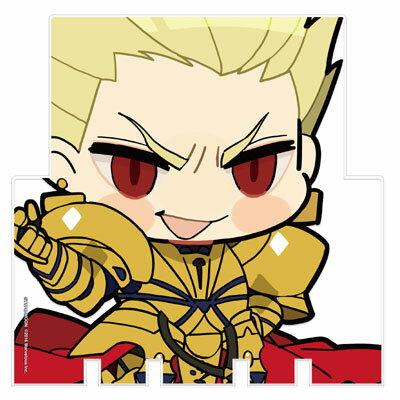 Fate/EXTELLA 2in1ホルダー ギルガメッシュ[スマイラル]《発売済・在庫品》