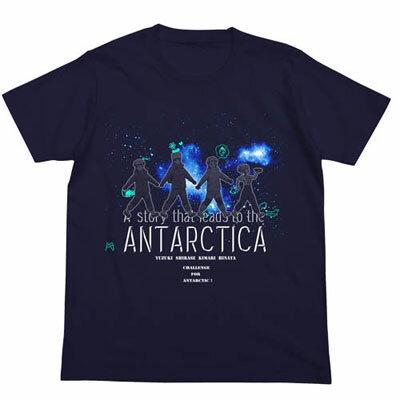 宇宙よりも遠い場所 Tシャツ/NAVY-S[コスパ]《04月予約》