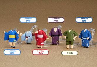 Nendoroid More - Dress Up Yukatas 6Pack BOX(Released)(ねんどろいどもあ きせかえ浴衣 6個入りBOX)