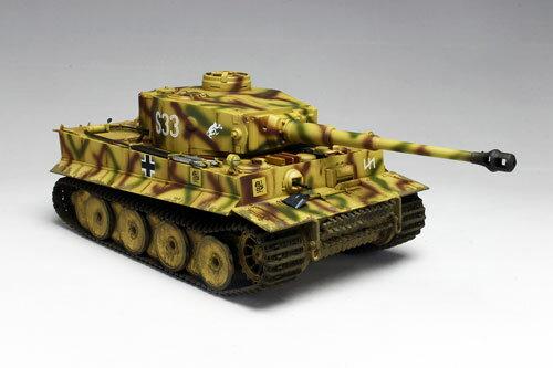 "1/35 WW.II ドイツ軍 ティーガーI 初期生産型 ダス・ライヒ師団 S33号車""倒福ティーガー""プラモデル[ドラゴンモデル]《発売済・在庫品》"
