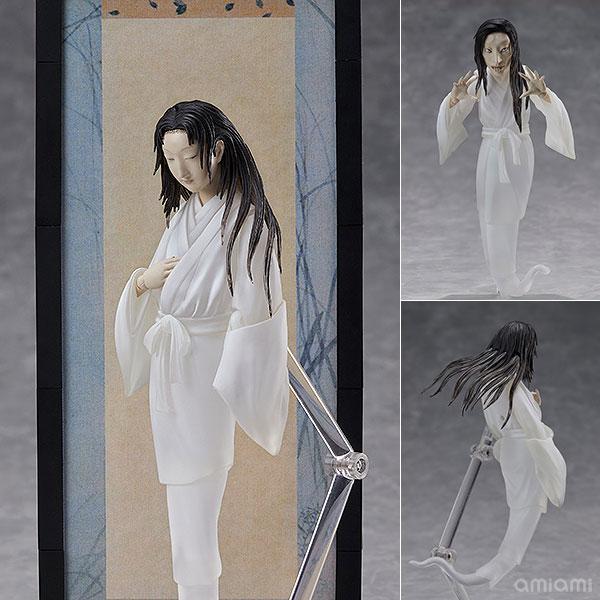 figma テーブル美術館 円山応挙作 幽霊図[フリーイング]《発売済・在庫品》