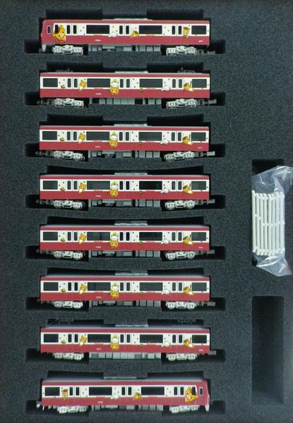 50602 京急新1000形「リラックマのイチゴお祝い号」8両編成セット(動力付き)[グリーンマックス]【送料無料】《発売済・在庫品》