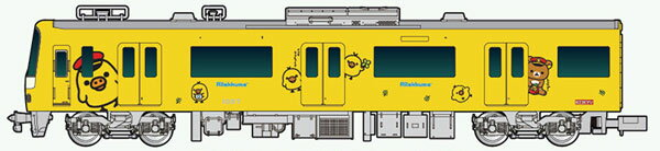 50604 京急新1000形「しあわせのキイロイトリ号」8両編成セット(動力付き)[グリーンマックス]【送料無料】《09月予約》