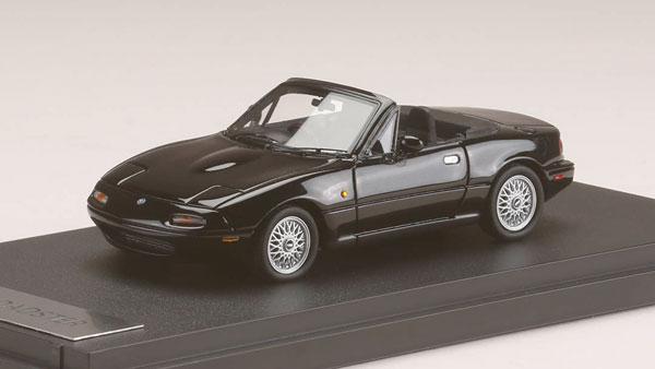 1/43 ユーノス ロードスター (NA6C) S-スペシャル 1992 ブリリアントブラック[MARK43]《08月予約》