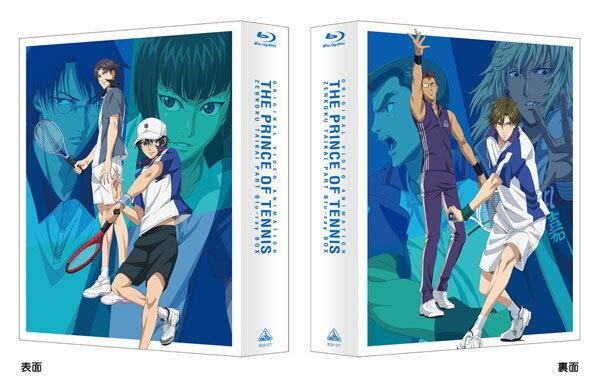 BD テニスの王子様 OVA 全国大会篇 Blu-ray BOX[バンダイナムコアーツ]《取り寄せ※暫定》