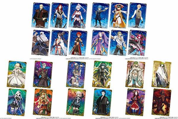 Fate/Grand Order ウエハース3 20個入りBOX (食玩)[バンダイ]《06月予約》
