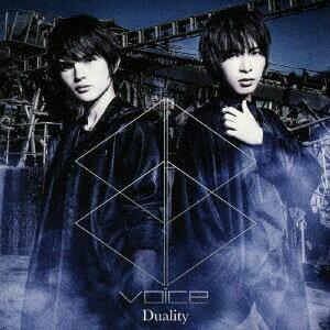 CD BB-voice / Duality 初回限定盤 DVD付 (TVアニメ「gdメン」エンディングテーマ)[テイチクエンタテインメント]《取り寄せ※暫定》