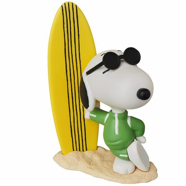 ウルトラディテールフィギュア No.433 UDF PEANUTS シリーズ8 JOE COOL SNOOPY w/ SURFBOARD[メディコム・トイ]《発売済・在庫品》