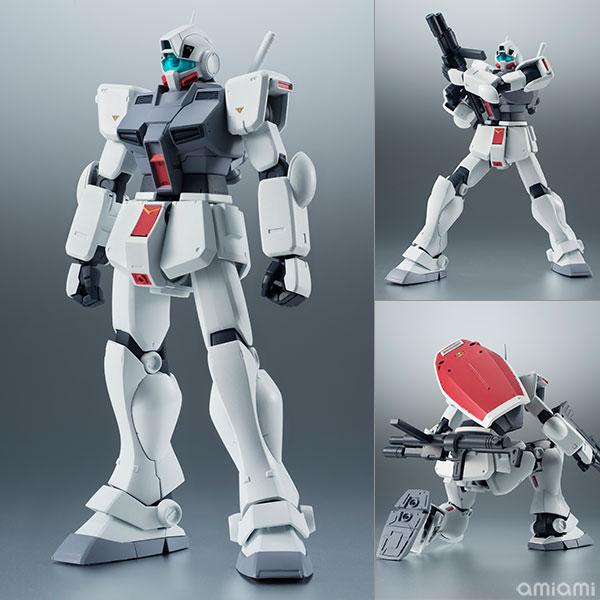 ROBOT魂 〈SIDE MS〉 RGM-79D ジム寒冷地仕様 ver. A.N.I.M.E. 『機動戦士ガンダム0080 ポケットの中の戦争』[BANDAI SPIRITS]《発売済・在庫品》