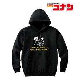 名探偵コナン イニシャルパーカー(安室透)/レディース(サイズ/L)(再販)[アルマビアンカ]《発売済・在庫品》