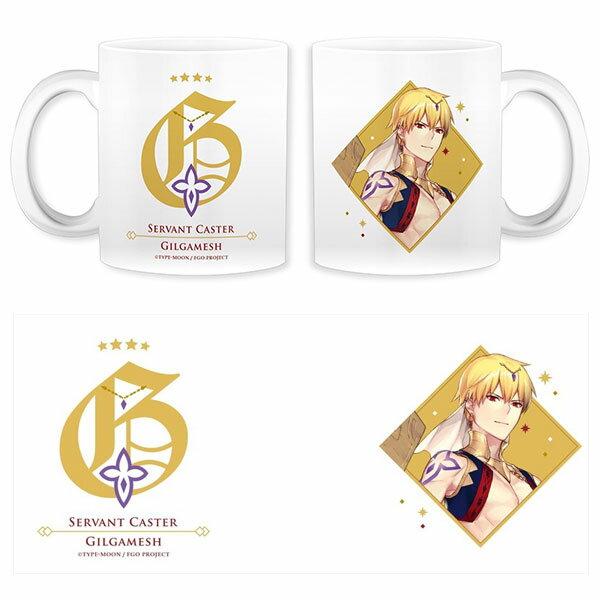 Fate/Grand Order マグカップ キャスター/ギルガメッシュ[Gift]《発売済・在庫品》