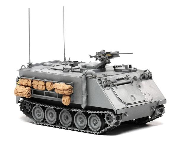 """1/35 イスラエル国防軍 IDF M113 装甲兵員輸送車 """"ゼルダ"""" 第四次中東戦争(ヨム・キプール戦争) 1973 プラモデル[ドラゴンモデル]《07月予約※暫定》"""