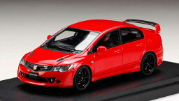 1/43 ホンダ CIVIC 無限 RR ミラノレッド(1/43 Honda CIVIC Mugen RR Milano Red(Pre-order))