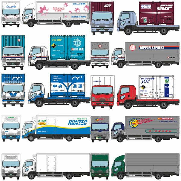 ザ・トラックコレクション 第11弾 10個入りBOX[トミーテック]《09月予約》
