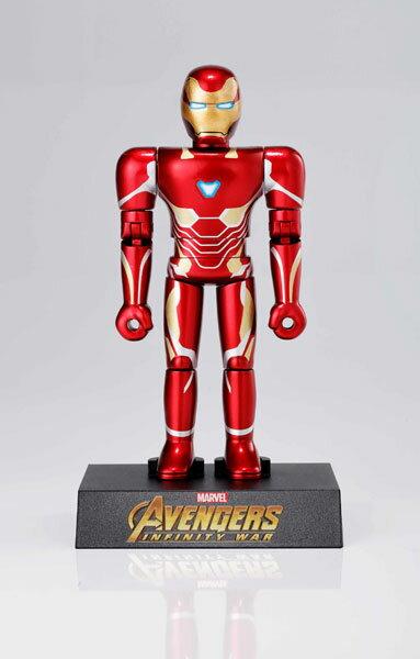 超合金HEROES アイアンマン マーク50 『アベンジャーズ/インフィニティ・ウォー』[BANDAI SPIRITS]《発売済・在庫品》
