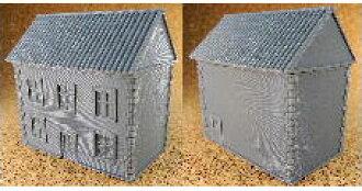 1/144 - 1/150 Private House 1(Pre-order)(1/144~1/150 民家1)