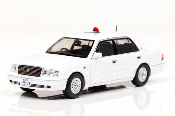 1/43 トヨタ クラウン (JZS155Z) 2000 神奈川県警察交通部交通機動隊車両[RAI'S]《07月予約》