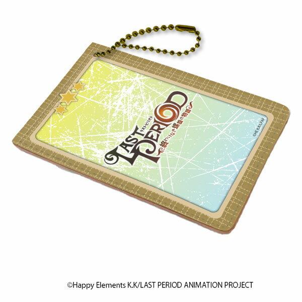 キャラパス「ラストピリオド -終わりなき螺旋の物語-」01/ロゴデザイン[A3]《07月予約》
