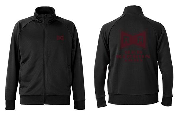 ドラゴンボールZ レッドリボン軍 ドライジャージ/BLACK-L[コスパ]《08月予約》