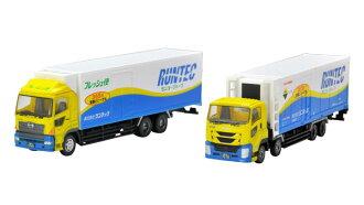 ザ・トラックコレクション ランテック大型トラックセット(The Truck Collection - Runtec Large Truck Set(Pre-order))