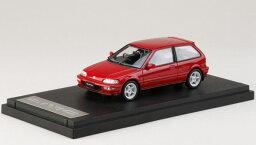 1/43 ホンダシビック (EF9) SiR II 無限 RNR 装着車 レッド(1/43 Honda Civic (EF9) SiR II Infinity w/RNR / Red(Pre-orde..