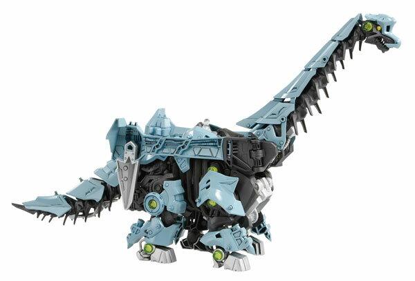 ゾイドワイルド ZW08 グラキオサウルス[タカラトミー]《発売済・在庫品》