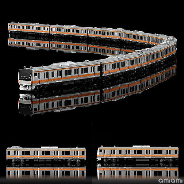 figma E233系電車 中央線快速[マックスファクトリー]《発売済・在庫品》
