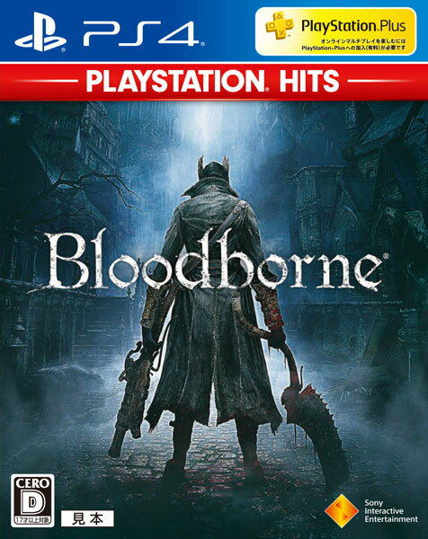 PS4 Bloodborne PlayStation Hits[SIE]《07月予約》