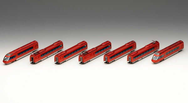 98658 小田急ロマンスカー70000形GSE(第1編成)セット (7両)[TOMIX]【送料無料】《12月予約》