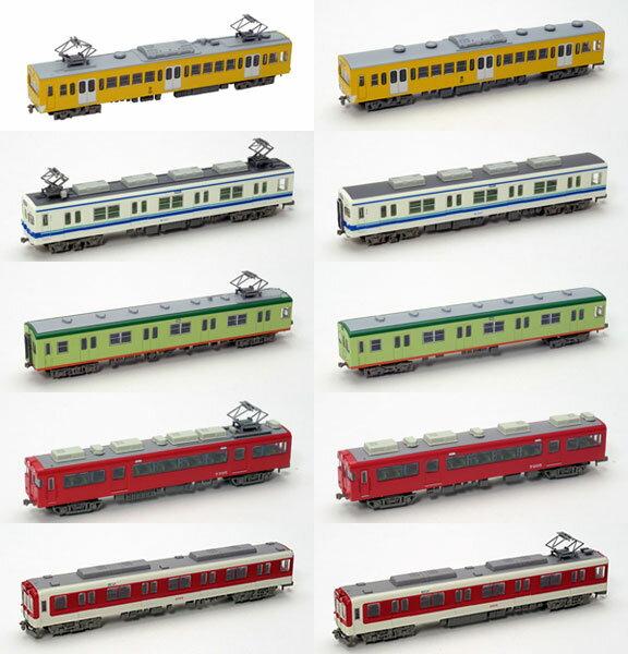 鉄道コレクション 第27弾 10個入りBOX[トミーテック]《11月予約》