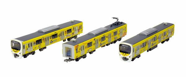 鉄道コレクション 西武鉄道30000系 ぐでたまスマイルトレイン 基本3両セット[トミーテック]《11月予約》