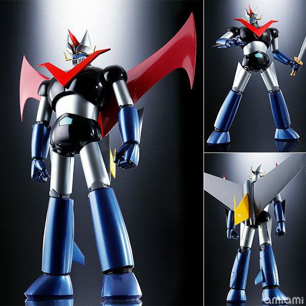 超合金魂 GX-73 グレートマジンガー D.C. 『グレートマジンガー(テレビアニメ版)』(再販)[バンダイ]《発売済・在庫品》