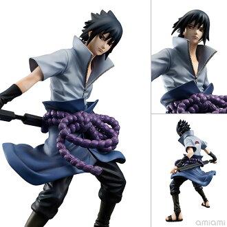 【限定販売】G.E.M.シリーズ NARUTO-ナルト- 疾風伝 うちはサスケ 完成品フィギュア([Exclusive Sale] G.E.M. Series NARUTO Shippuden Sasuke Uchiha Complete Figure(Pre-order))