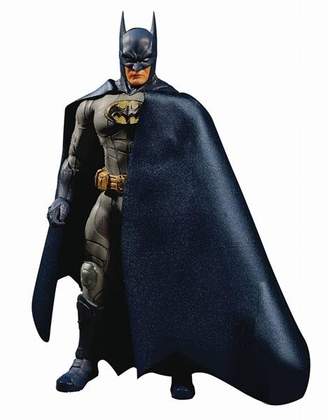 ワン12コレクティブ/ DCコミックス: プレビュー限定 ソブリン・ナイト バットマン 1/12 アクションフィギュア[メズコ]《04月仮予約》