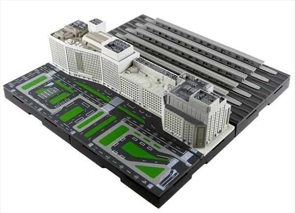 ジオクレイパー 拡張ユニット ターミナル駅[日本卓上開発]《取り寄せ※暫定》