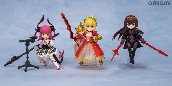 【特典】デスクトップアーミー Fate/Grand Order 第2弾 3個入りBOX[メガハウス]《発売済・在庫品》