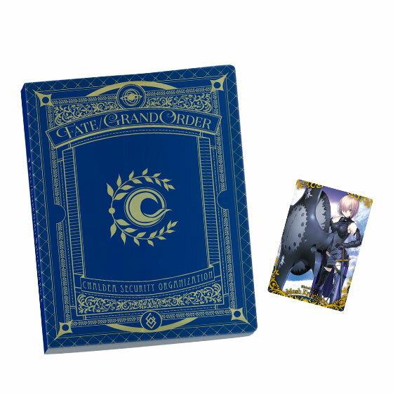 Fate/Grand Order ウエハース カードファイル[バンダイ]《発売済・在庫品》