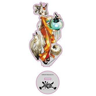 [Exclusive Sale] Oboro Muramasa Kongiku Acrylic Stand Keychain(Pre-order)(【限定販売】朧村正 紺菊 アクリルスタンドキーホルダー)