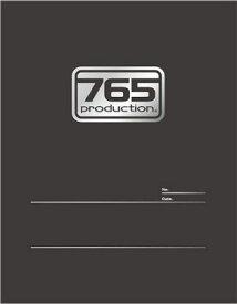 アイドルマスター 765PRODUCTION クリアファイルホルダー(再販)[学研ステイフル]《発売済・在庫品》