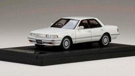1/43 トヨタ クレスタ 3.0 スーパー ルーセント G ホワイトパールマイカ[MARK43]《取り寄せ※暫定》