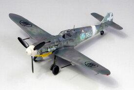 """1/72 ドイツ空軍機シリーズ メッサーシュミット Bf 109 G-6 """"イタリア空軍"""" プラモデル[ファインモールド]《取り寄せ※暫定》"""