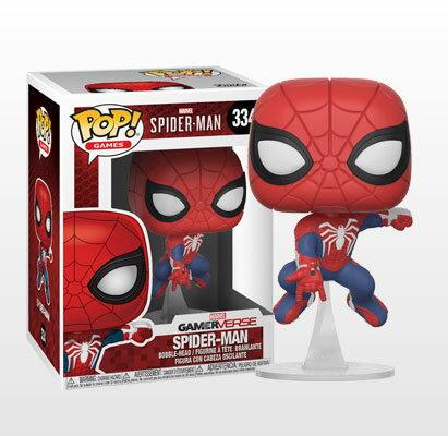 ポップ! 『Marvel's Spider-Man』スパイダーマン[ファンコ]《発売済・在庫品》