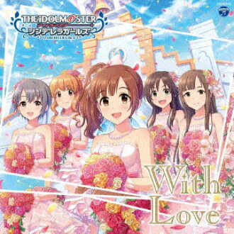 CD THE IDOLM@STER CINDERELLA GIRLS STARLIGHT MASTER Vol.19 With Love(Released)(CD THE IDOLM@STER CINDERELLA GIRLS STARLIGHT MASTER 19 With Love)