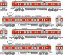 Rail 25698