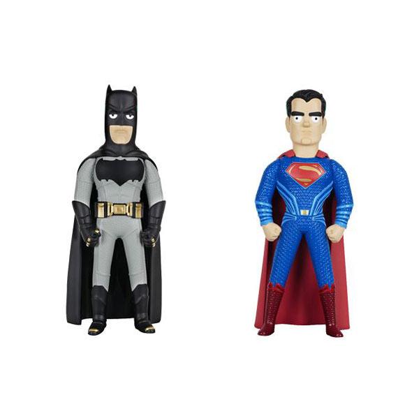 ビニール・アイドル 『バットマン vs スーパーマン ジャスティスの誕生』2種セット[ファンコ]【送料無料】《発売済・在庫品》