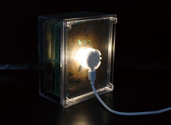ペーパーシアター ライトアップユニット 電球色LED[エンスカイ]《発売済・在庫品》