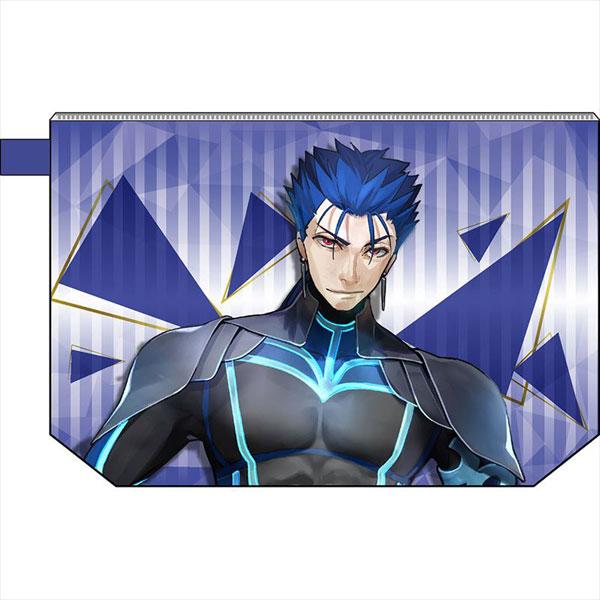 Fate/EXTELLA LINK 撥水ポーチ [クー・フーリン][シーズナルプランツ]《発売済・在庫品》